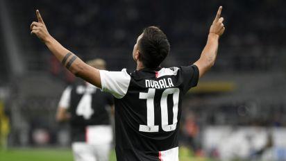 Champions, Juventus-Lokomotiv 2-1, Dybala illumina Torino