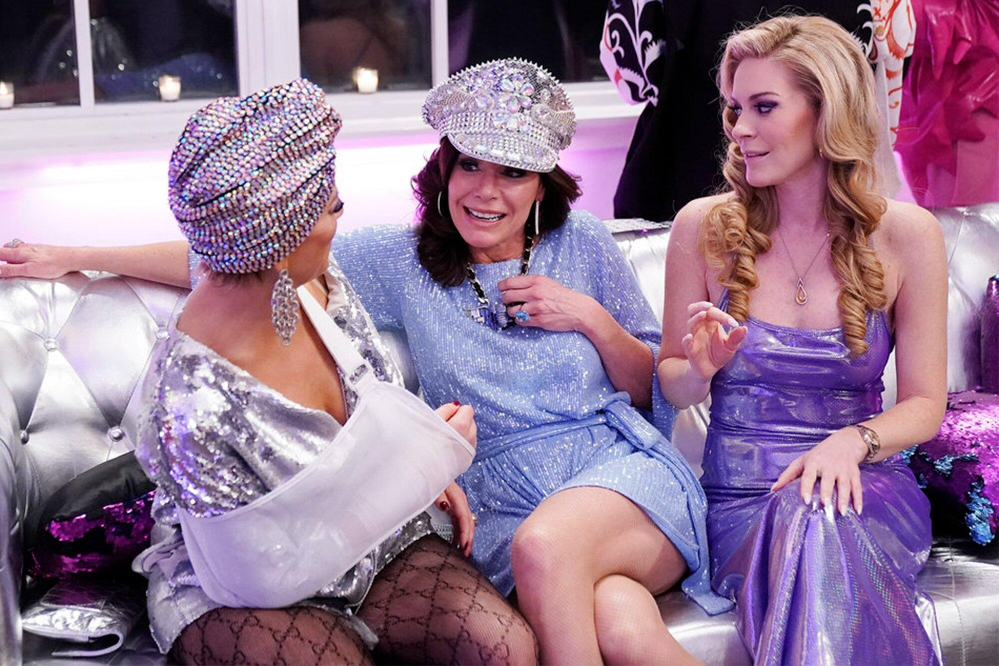 The Real Housewives of New York City Cast - TV Fanatic