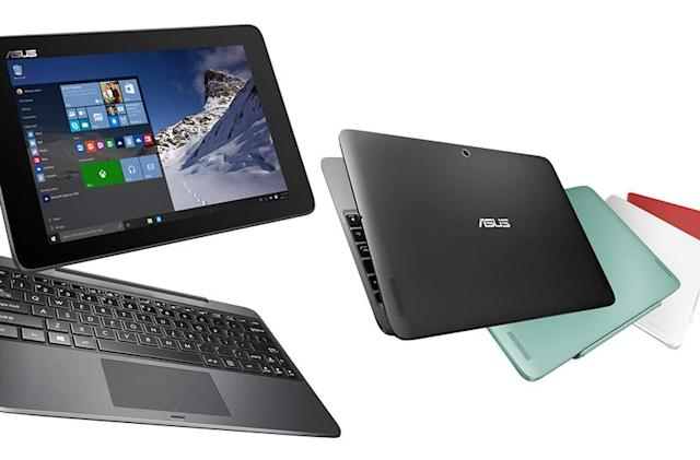 ASUS' new Transformer Book is a Windows 10 hybrid with USB Type-C