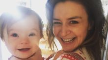 'Differences are beautiful': Star shares photo of her daughter in honour of Down Syndrome Awareness month