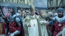 History's 'Knightfall': How 3 men from 'Downton Abbey' are going medieval