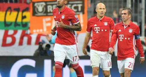 Foot - ALL - Bayern - Bayern: Jerome Boateng sera titulaire