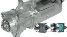 BorgWarner Introduces Smart Integrated Magnetic Switch for Delco Remy® Branded Heavy-duty Starters at NACV