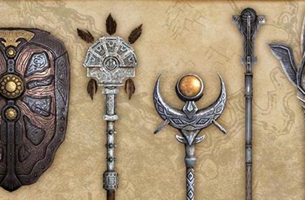 Exploring weaponcrafting in The Elder Scrolls Online