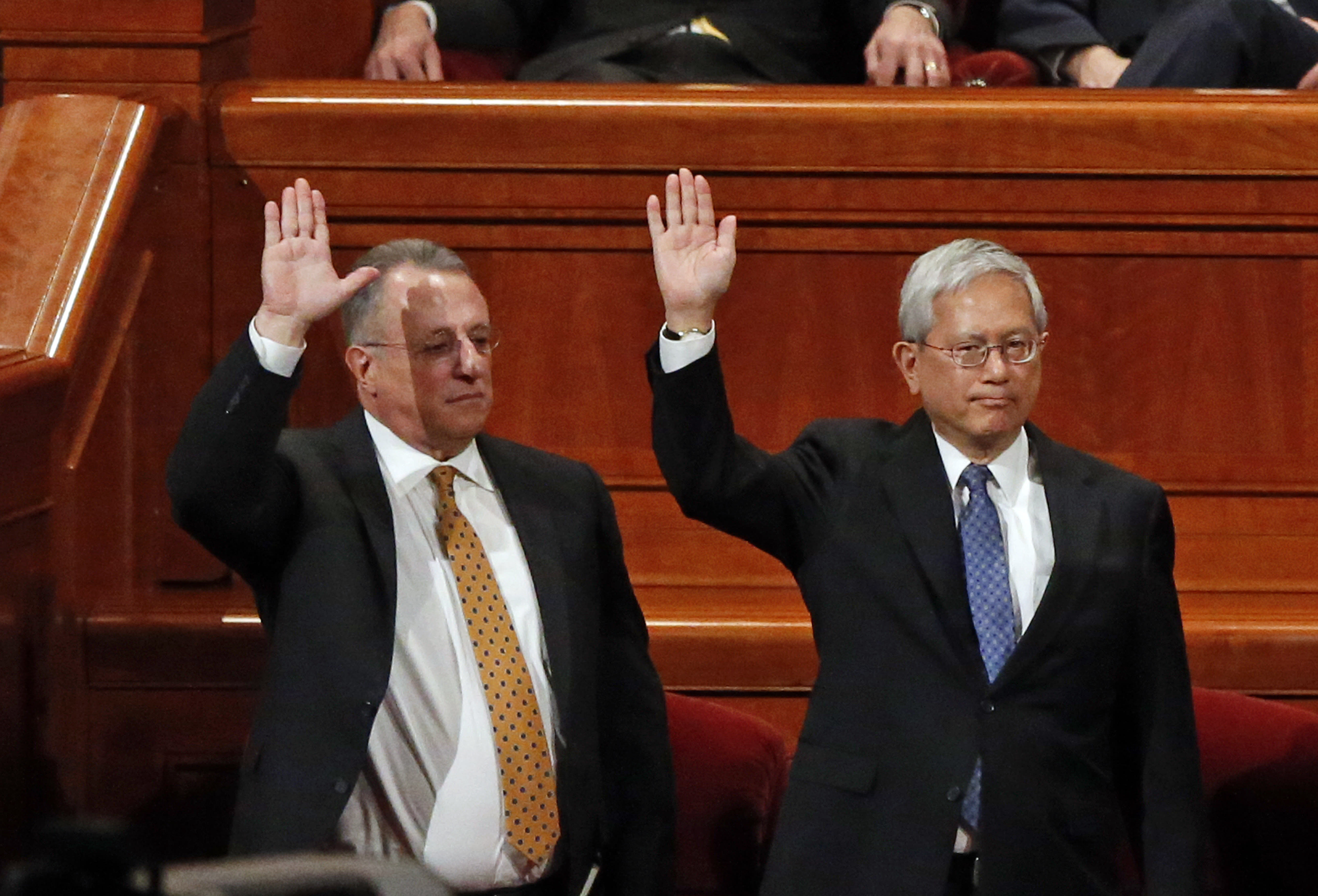 Mormons make history with Brazilian and Asian leaders
