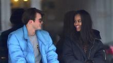 Malia Obama wears $69 dress on NYC date with posh British boyfriend
