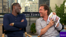Matthew McConaughey on why he's leaning in so many movie poster photos