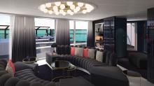 Inside Richard Branson's $64K 'Mega RockStar' cruise suite