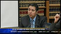 $675,000 settlement for woman groped by SD police officer