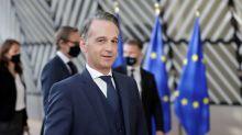 Ministro de Exteriores alemán: Ya no hay forma de evitar las sanciones de la UE contra Rusia en el caso Navalny
