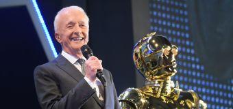 Man behind C-3PO shares rare 'Star Wars' stories