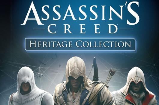 Assassin's Creed celebrates its heritage in new collection