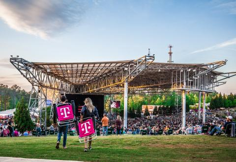 T-Mobile Customers Get Exclusive $25 Tickets to the Hottest Summer Shows