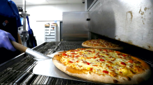 Domino's Pizza domestic same-store sales disappoint