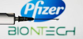 U.K. approves Pfizer's coronavirus vaccine