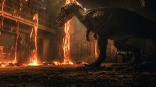 'Jurassic Word: Fallen Kingdom': Angry Dinosaurs on the Loose in CinemaCon Footage