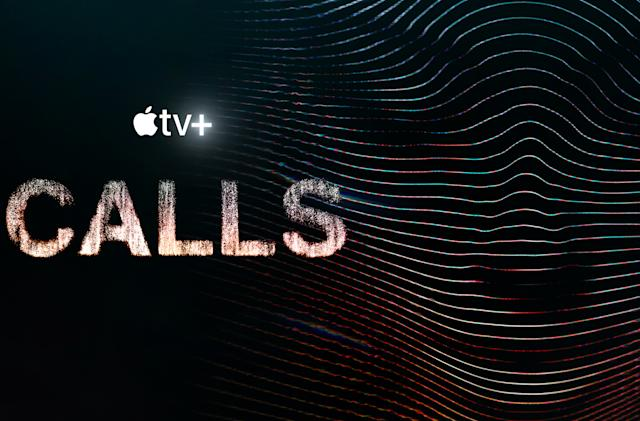 Apple's creepy new show 'Calls' is a star-filled visual podcast