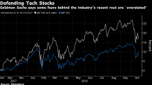 Goldman Sachs Defends Tech Stocks,Says Many Now Look Cheap