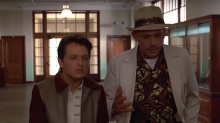 This new deepfake of 'Back To The Future' with Tom Holland and Robert Downey Jr is terrifying