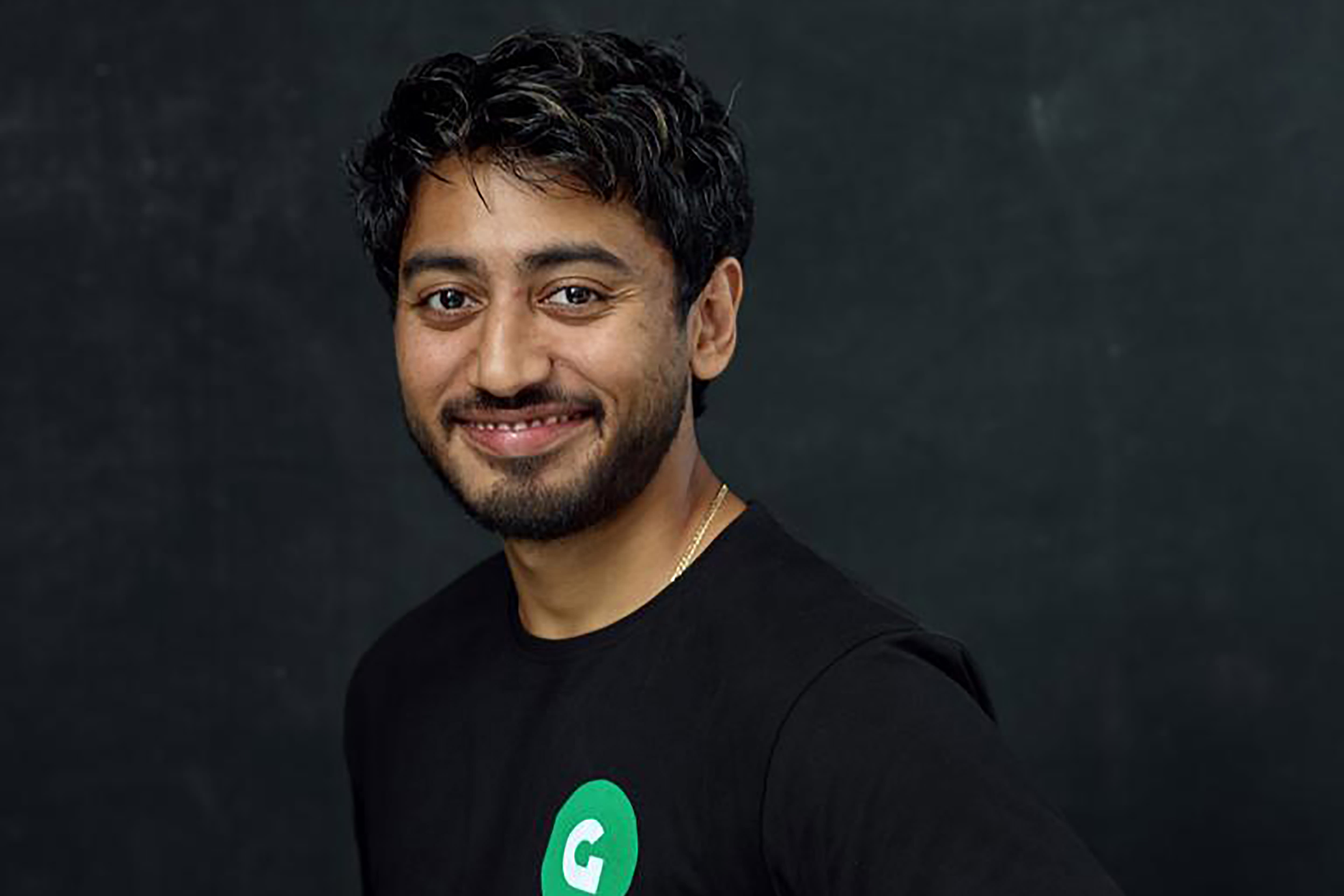 """This undated photo, provided by Gokada, shows company founder and CEO Fahim Saleh. A personal assistant arrested Friday, July 17, 2020, in the slaying of thge 33-year-old tech entrepreneur who was found dismembered inside his luxury Manhattan condo was believed to have owed his boss a """"significant amount of money,"""" police said. Tyrese Haspil, 21,2 faces a murder charge in the death of Saleh. (Ademola Odusami/Gokada via AP)"""