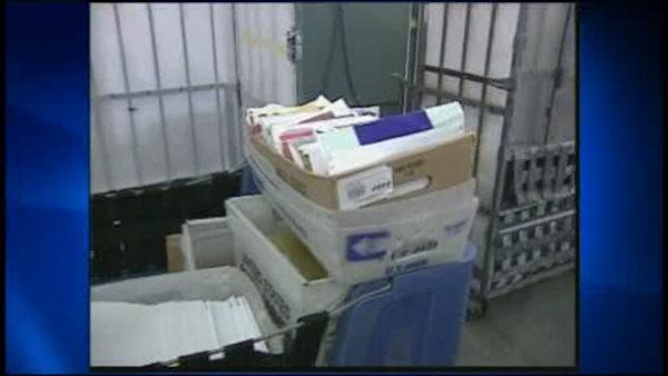 Letters sent to the president test positive for ricin