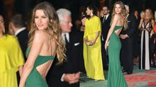 Gisele Bündchen and others stunned at Green Carpet Fashion Awards