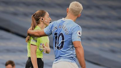 Shame on Aguero, his actions crossed clear line