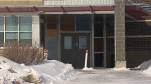 Frozen water lines force northwest high school to close
