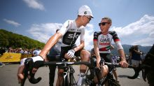 Dan Martin: Chris Froome and I can play off each other