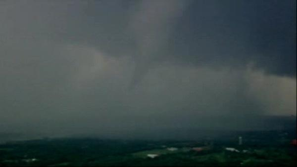 Huge tornado causes massive destruction in Oklahoma: Part 1