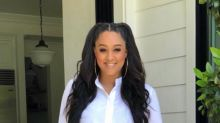 Tia Mowry gets real about her body after baby: 'I actually look like I'm 4 months pregnant and that is OKAY'