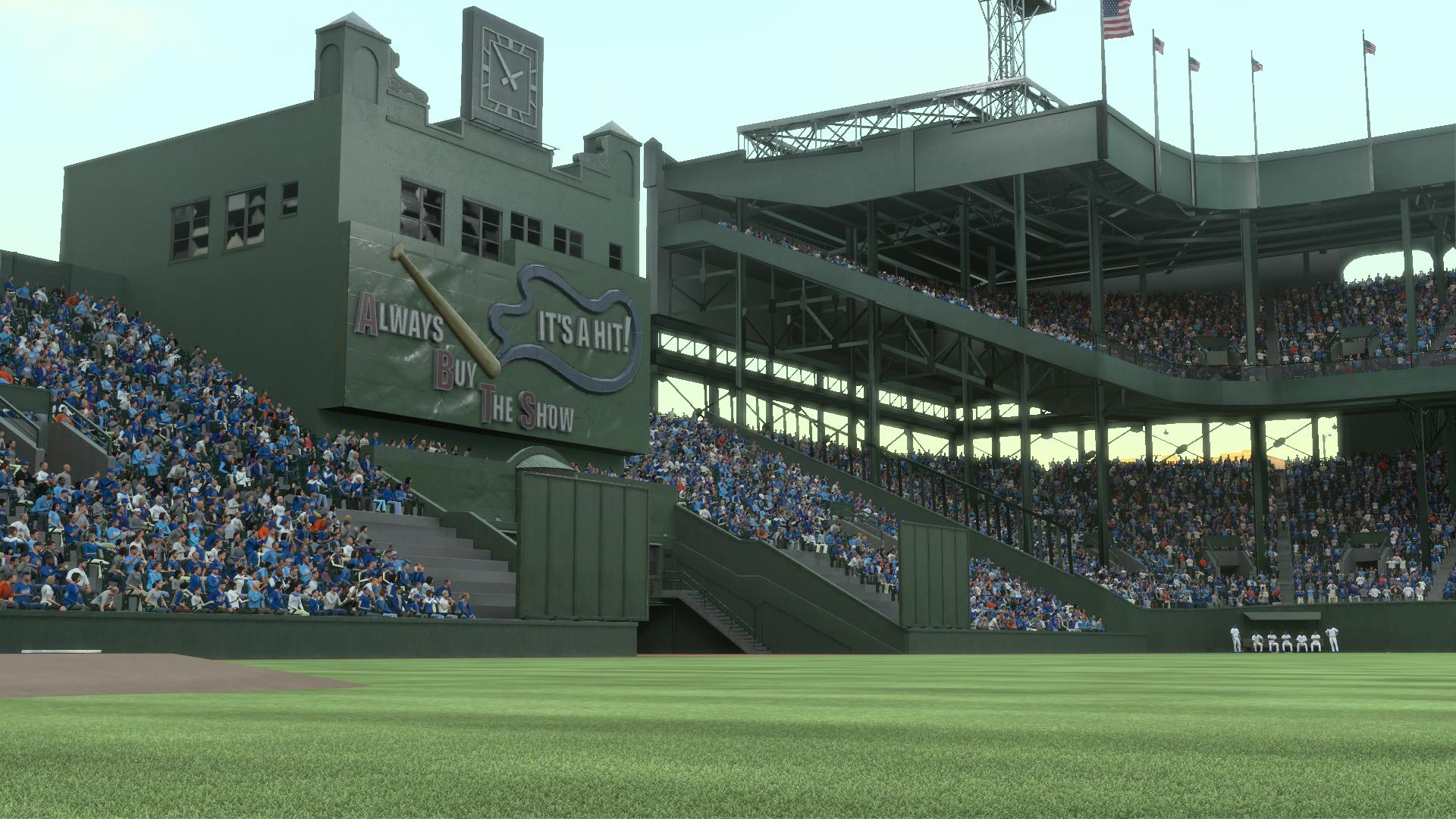 A look at the six classic stadiums included in MLB The Show 16