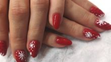 Los mejores diseños de uñas para Navidad que hemos visto en Instagram