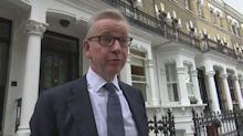 Michael Gove denies there's already a rift in Boris Johnson's new Government