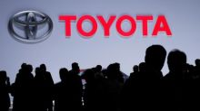 Toyota to invest $600 million in China's Didi, new JV to develop mobility services