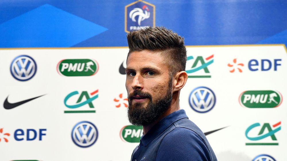 """Equipe de France, Giroud : """"Je ne suis sans doute pas assez égoïste"""""""