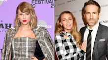 Taylor Swift on Blake Lively's Daughter in 'Betty': 'I Named the Characters After My Friends' Kids'