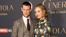 Lily James and Matt Smith want Liam Payne's house