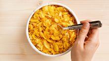Cornflakes mit Wasser: Reddit-User diskutieren über groteske Frühstücks-Vorliebe