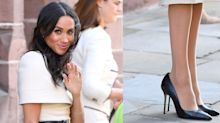 Why Meghan Markle's Shoes Are Always Too Big