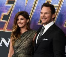 Katherine Schwarzenegger defends husband Chris Pratt after he's accused of not getting political