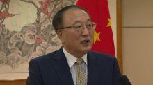 China feuert nach Trumps Corona-Kritik zurück