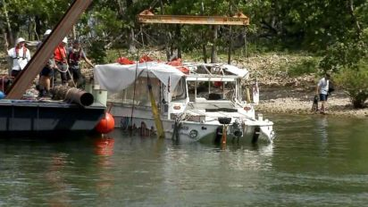 Duck boat firms cite old law, may evade liability