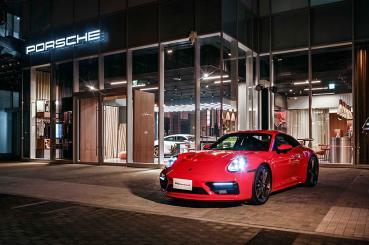 台南保時捷都會概念店今開幕!全球第一採最新Porsche Studio概念、首導入智慧物聯網科技