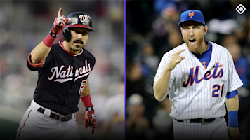 Todd Frazier separated from Adam Eaton in Mets-Nationals skirmish