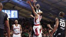Basket - Leaders Cup - Leaders Cup : L'Asvel qualifié en demi-finale après sa victoire face à Strasbourg