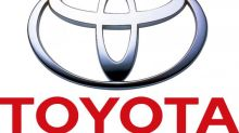 Toyota Puts Decade-Long Plan for Electric Vehicles on Paper