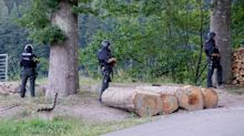 "Cacería humana: intensa búsqueda de un ""Rambo"" alemán"