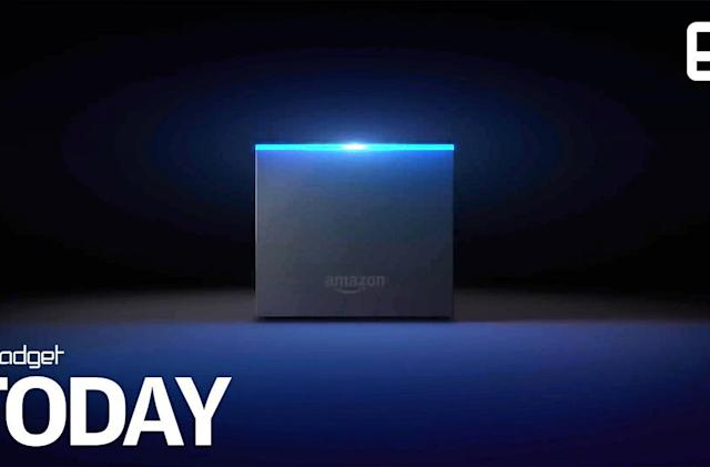 Amazon's Fire TV Cube squeezes an Echo into its set-top box