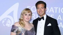 Rebel Wilson goes red carpet official with new boyfriend